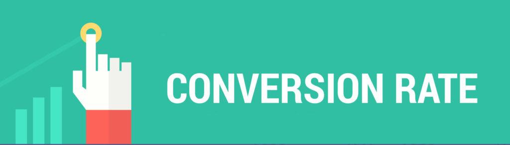 conversion rate - cro