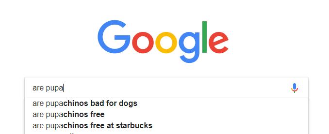 Google Autocomplete - seo keyword research